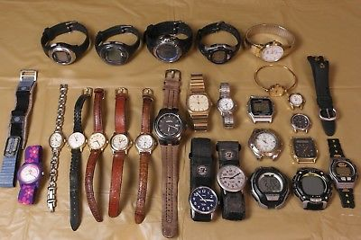 25 Timex Watches Expedition Ironman Watch Lot