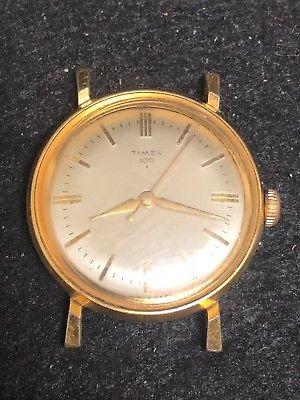 Vintage Gents Timex 100