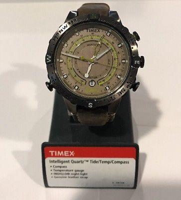 Timex Intelligent Quartz. 2N739 NEW