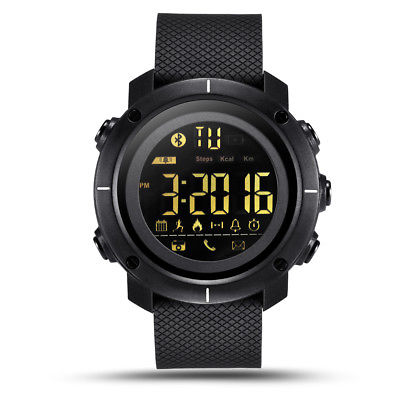 LEMFO LF19 Bluetooth Waterproof Smart Watch Fitness Tracker For Android iPhone