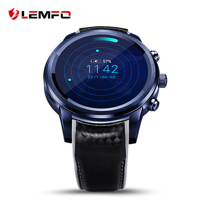 LEMFO LEM5 Pro Smart Watch Phone 3G WiFi GPS 16GB Smart Watch For Android iOS