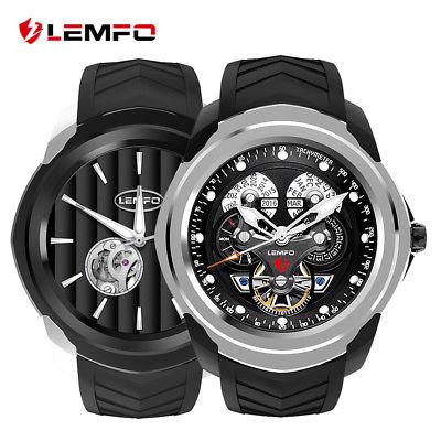 LEMFO LF17 Bluetooth 3G SIM Smart Watch 4GB GPS WiFi Phone For Samsung HTC LG