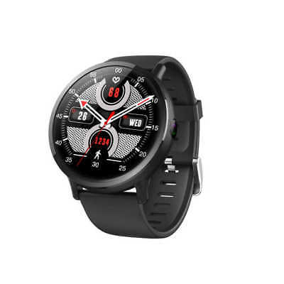 Lemfo LEMX Smart Watch 4G WiFi GPS 16GB Camera Man Watch Phone For Android iOS