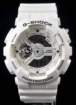 NEW WITH TAGS Casio Gshock X-Large Ana-Digi GA110MW-7A Watch
