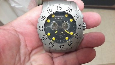 INVICTA RESERVE LEVIATHAN...#0799....NEEDS STRAP!  WORKS PERFECT!