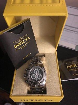 invicta bolt zeus chronograph model 26191