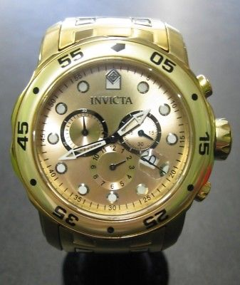 **COOL**INVICTA MATER OF THE OCEANS CHRONOGRAPH MODEL 0074