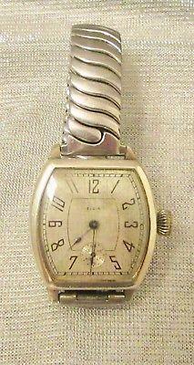 Elgin Tivoli Wrist Watch ( Illinois Watch Case Co)